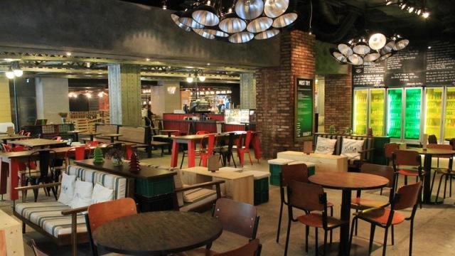 People S Cafe Kota Kasablanka